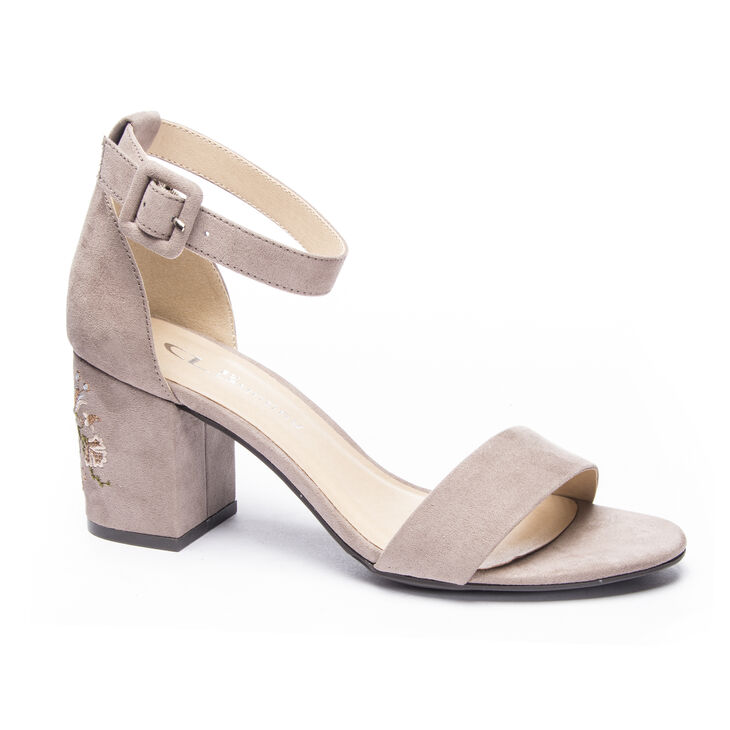 Chinese Laundry Jayline Dress Sandals in Pebble Taupe