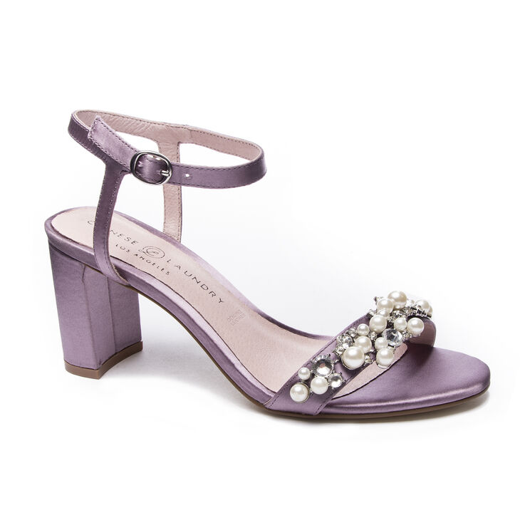 Chinese Laundry Rosetta Sandals in Lavender