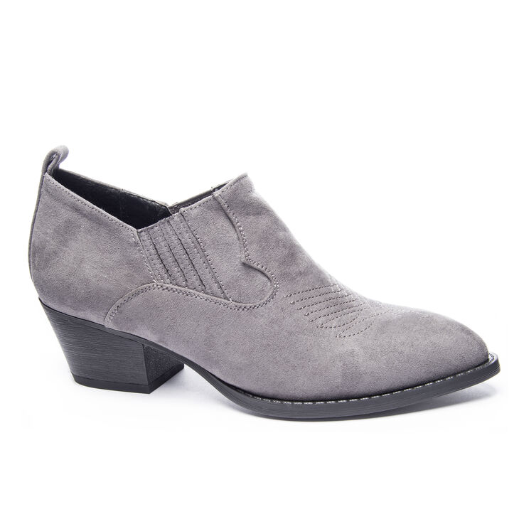 CL by Laundry Charming Boots in Charcoal