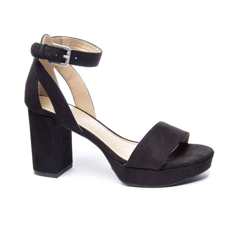Chinese Laundry Go On Sandals in Black