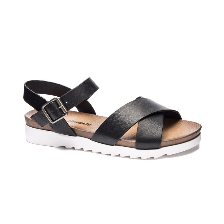 Chinese Laundry Charley Sandals in Black