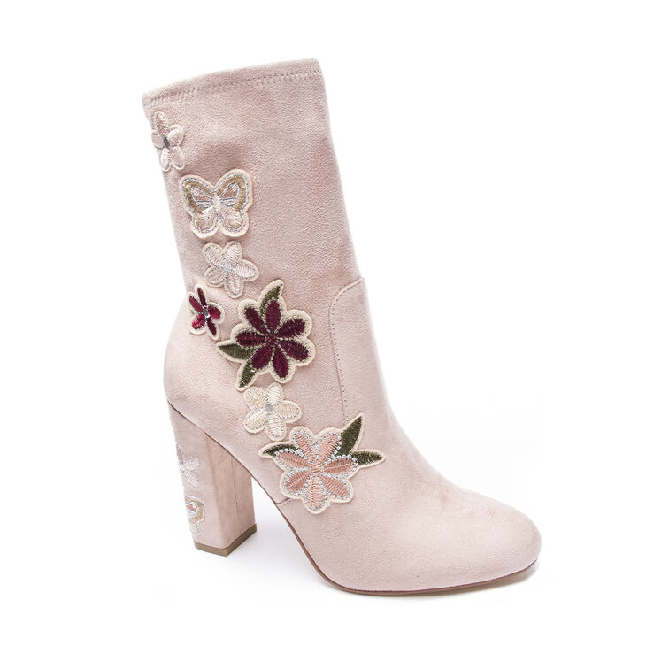 Chinese Laundry Bombshell Boots in Pink