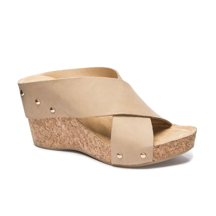 Chinese Laundry Abloom Sandals in Nude