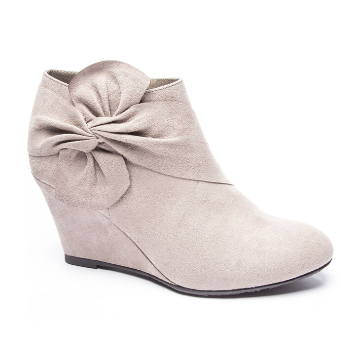 Chinese Laundry Vivid Boots in Pebble Taupe
