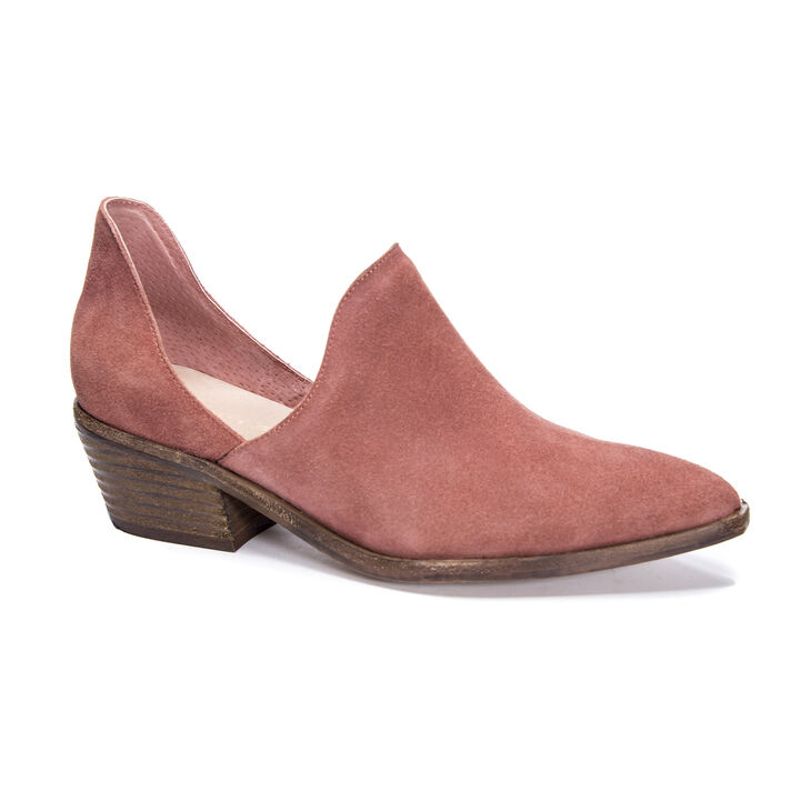 Chinese Laundry Freda Boots in Rhubarb