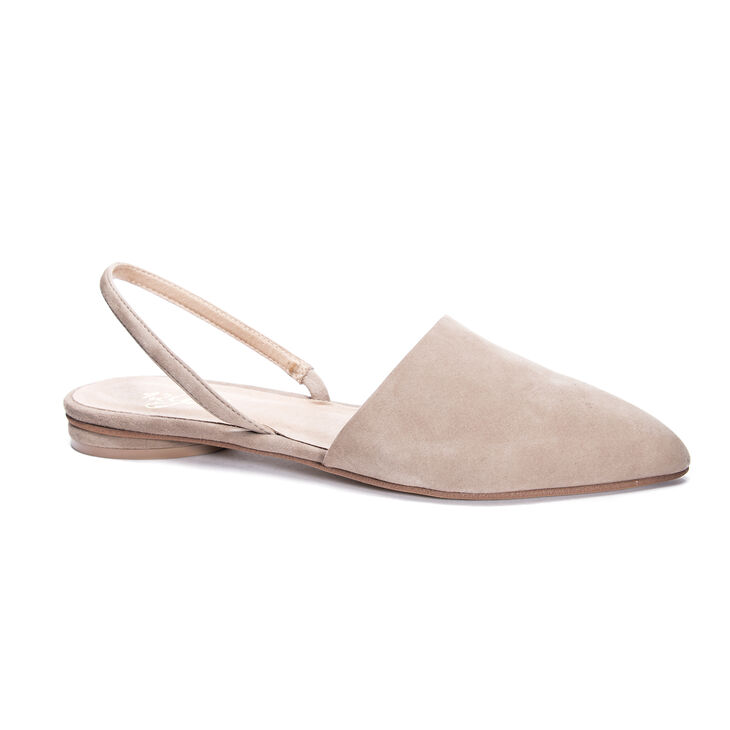 42 Gold Cab Flats in Silvertaupe