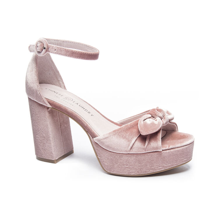Chinese Laundry Tina Sandals in Rose