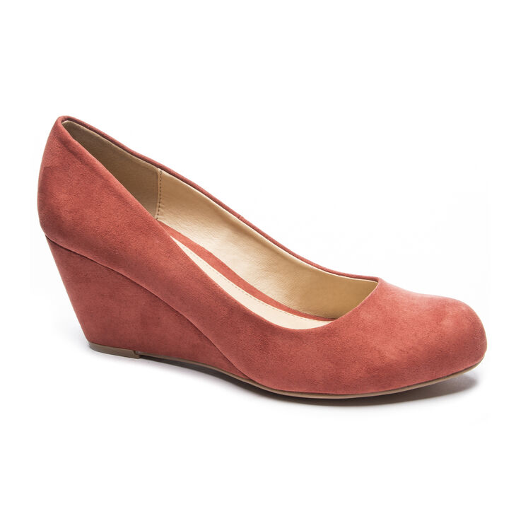 Chinese Laundry Nima Pumps in Rust