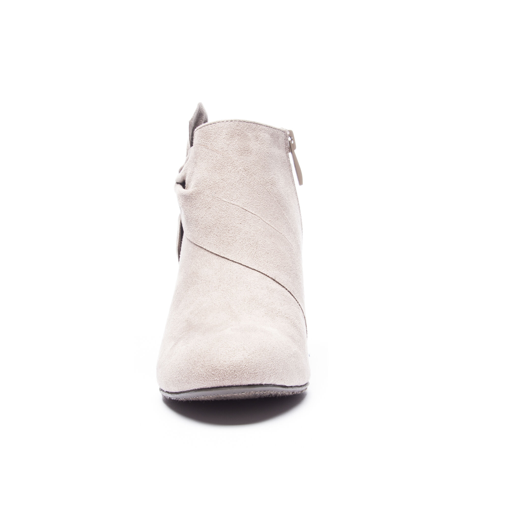 d2bf139fae15e Vivid Suede Wedge Bootie | Chinese Laundry