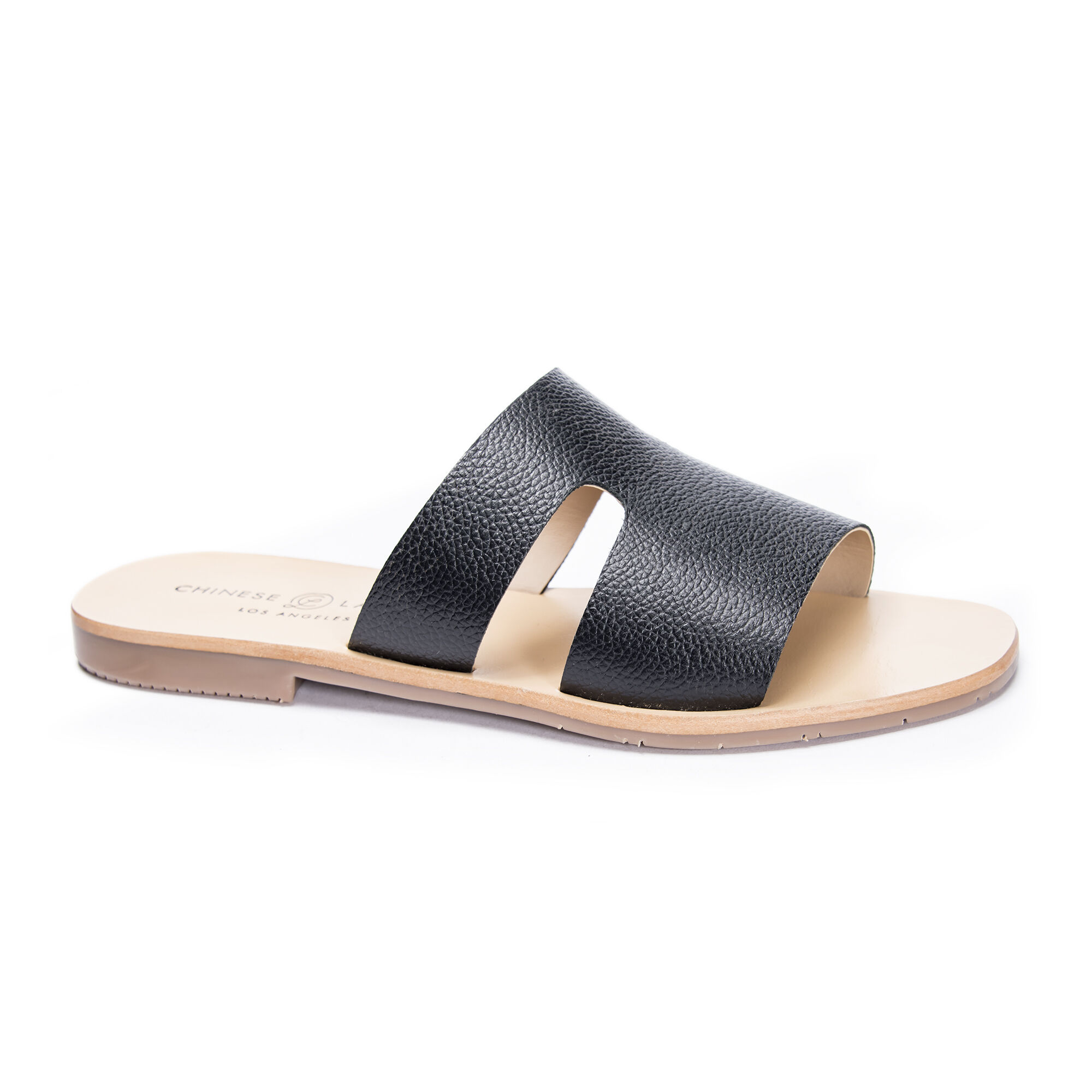Women's Laundry SandalsChinese Mannie Slide Leather H2IWED9