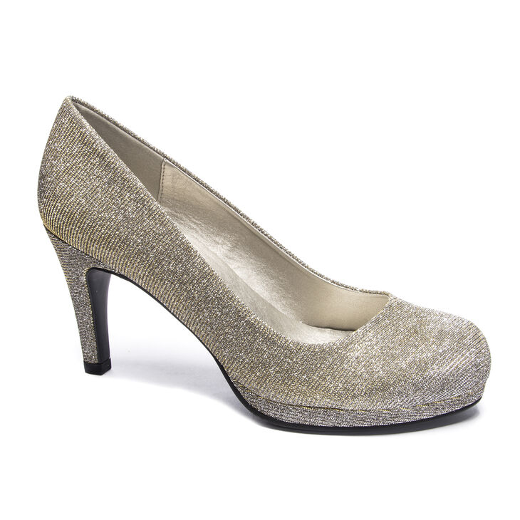 Chinese Laundry Nilah Pumps in Champagne