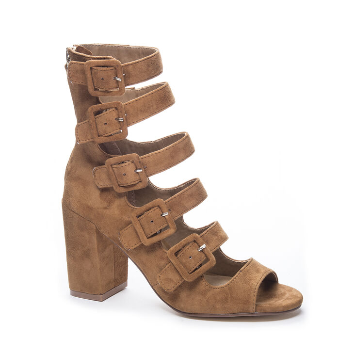 Chinese Laundry Twilight Boots in Camel