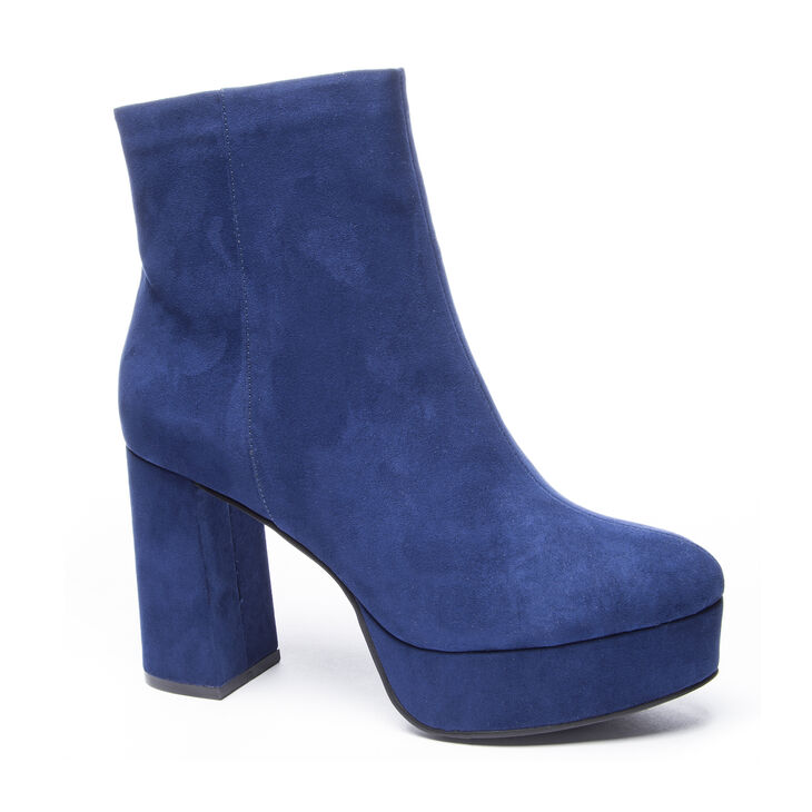 Chinese Laundry Nenna Boots in Navy