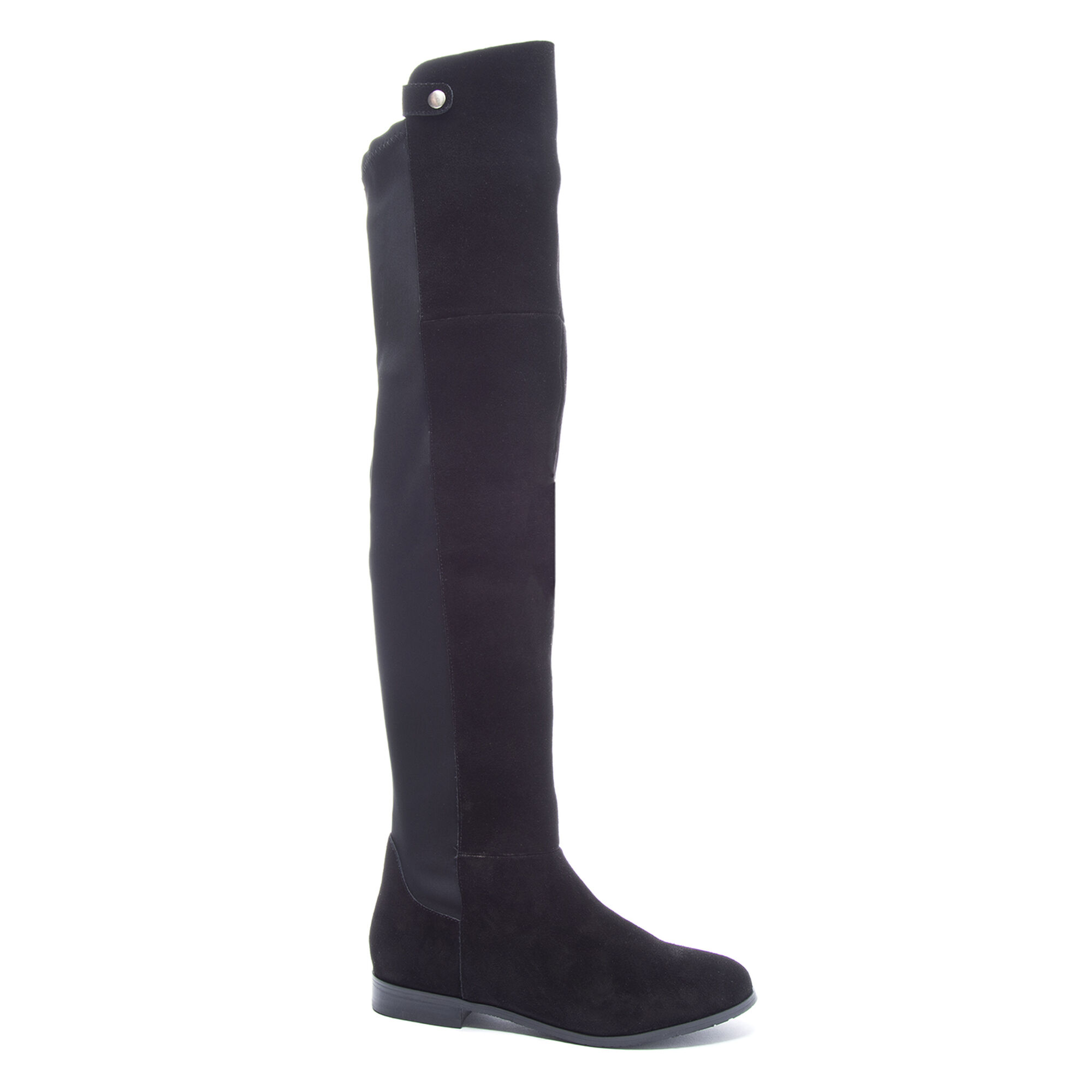 243a4ed450f Robin Over the Knee Thigh High Suede Boots