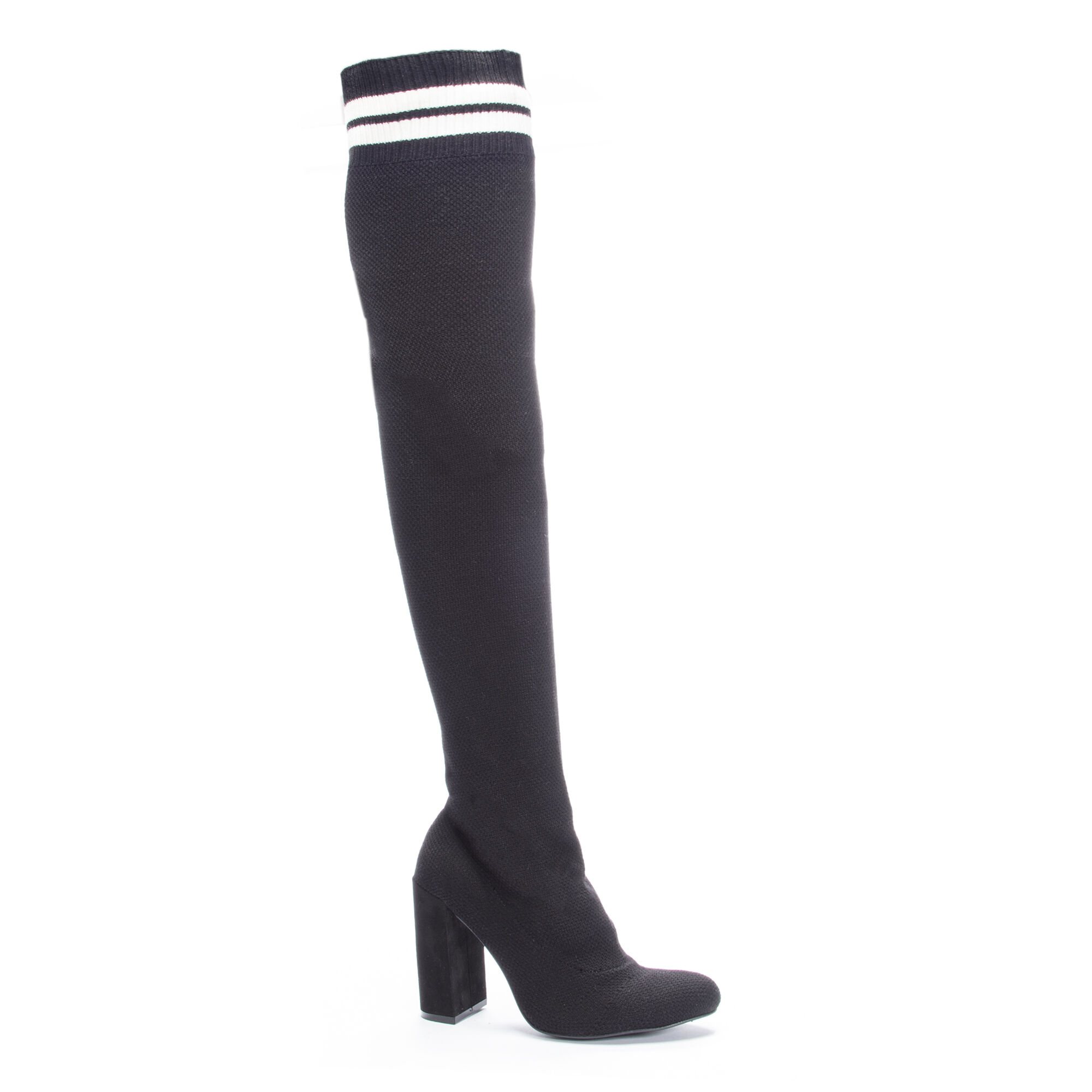 Black Chinese Laundry Unforgettable Over The Knee Boot Women 69977458
