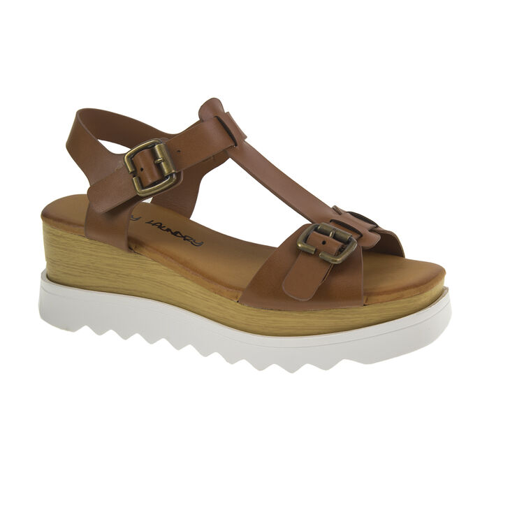 Chinese Laundry Ballroom Sandals in Tan