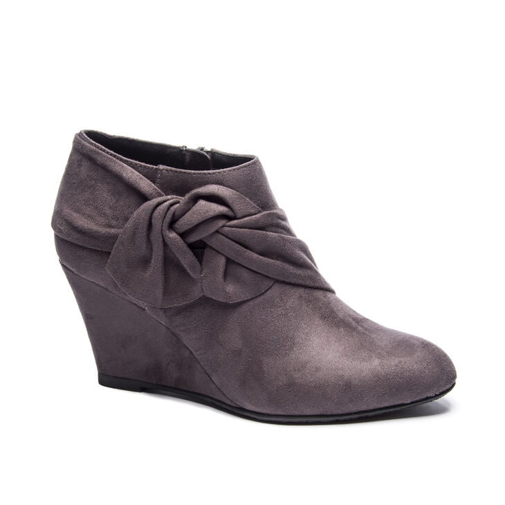 Chinese Laundry Viveca Boots in Anthracite