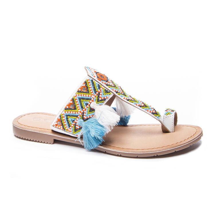 Chinese Laundry Paradiso Sandals in White
