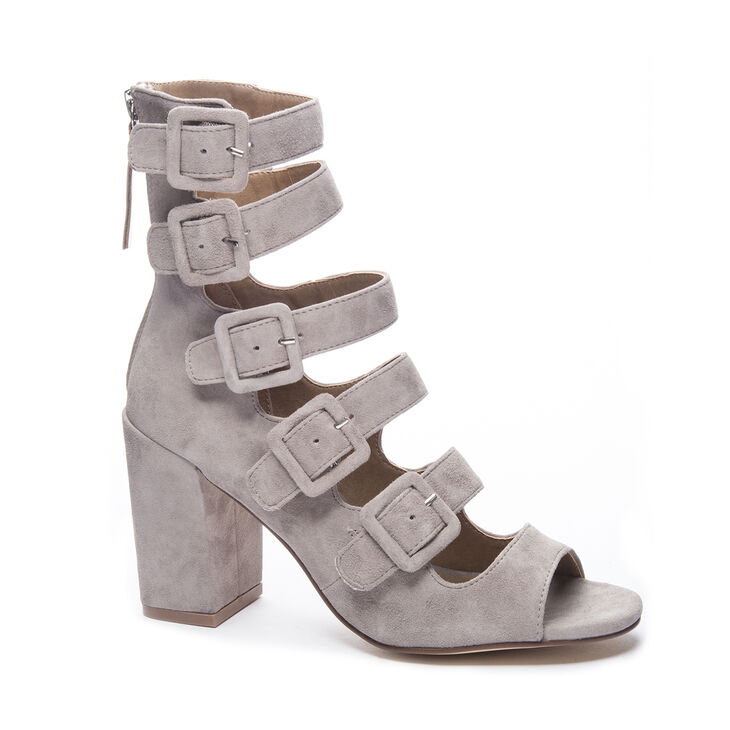 Chinese Laundry Twilight Boots in Cool Taupe