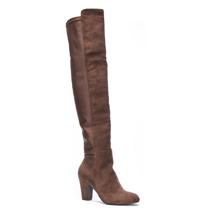 Chinese Laundry Canyons Boots in Oakbrown