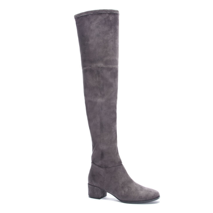 Chinese Laundry Festive Boots in Gunmetal