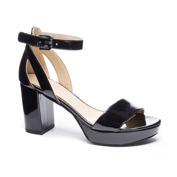 Chinese Laundry Go On Dress Sandals in Black