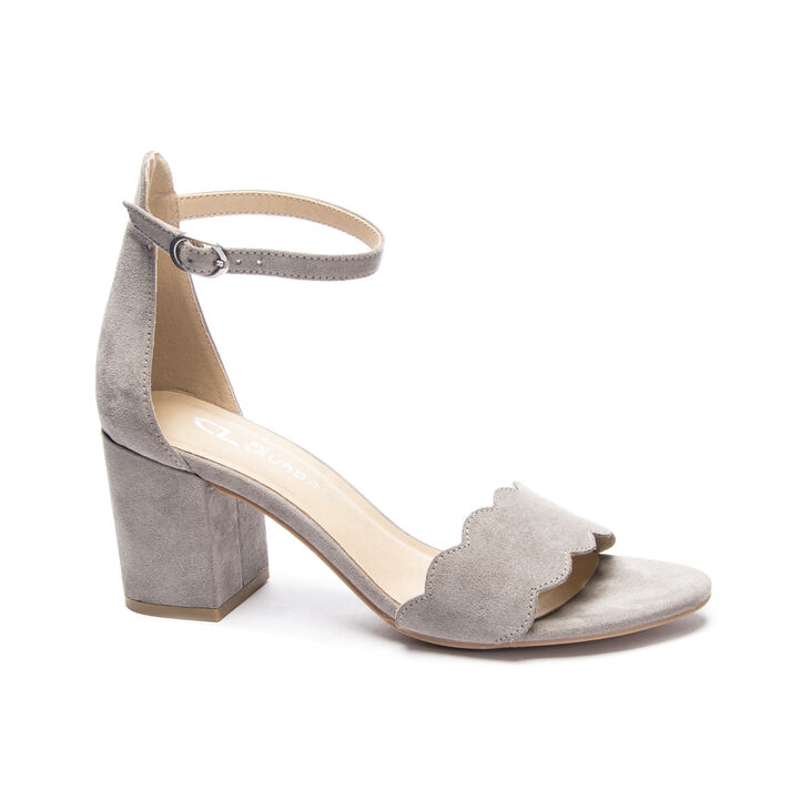Chinese Laundry Jayne Dress Sandals in Opal Grey