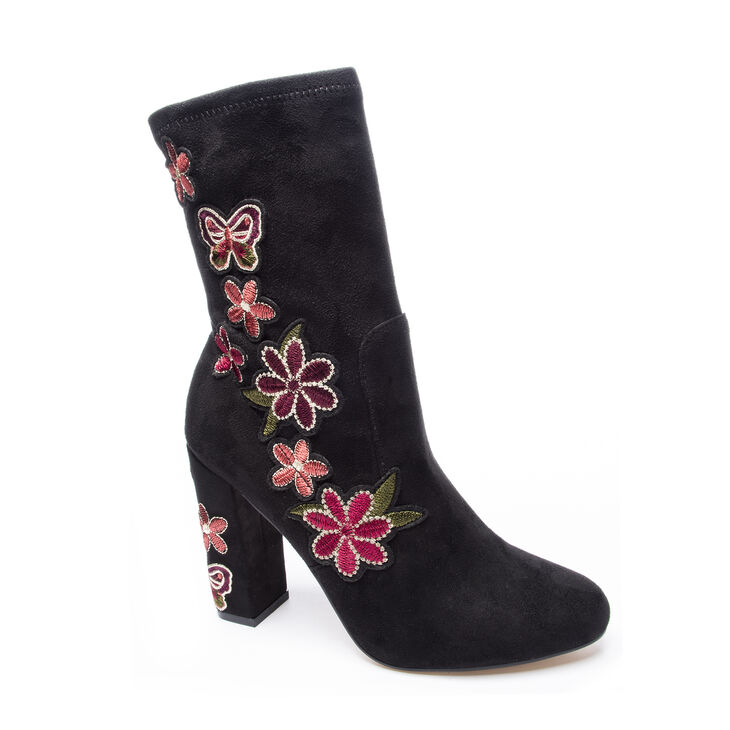 Chinese Laundry Bombshell Boots in Black
