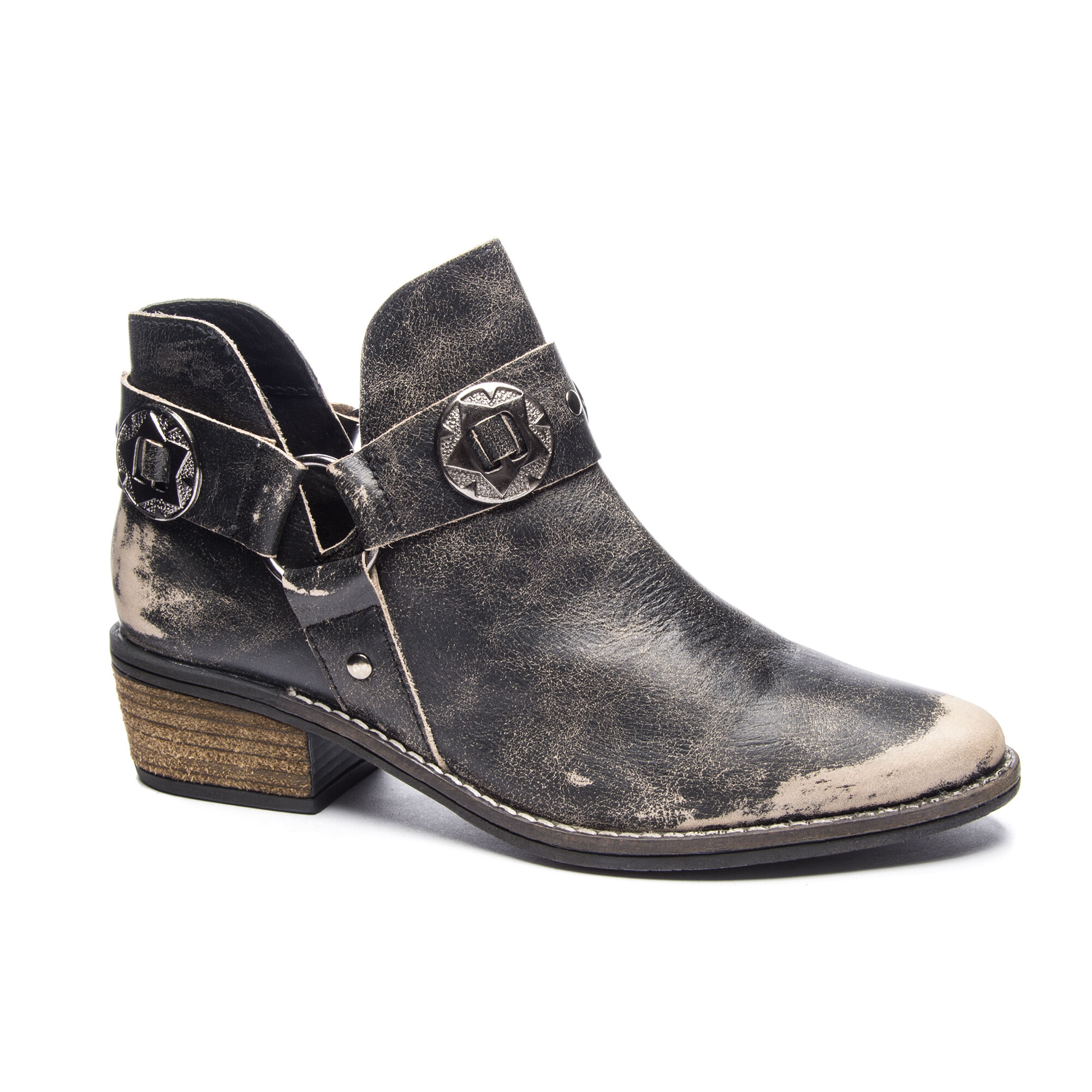 934948e195e Austin Leather Ankle Bootie | Chinese Laundry