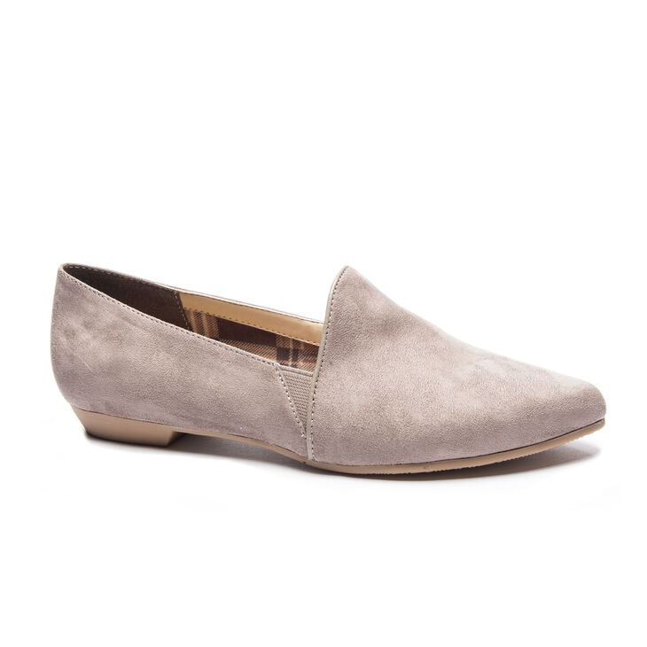 Chinese Laundry Emmie Flats in Pebble Taupe
