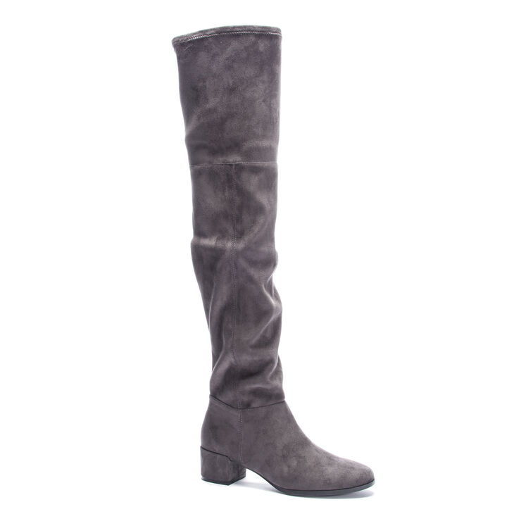 Chinese Laundry Felix Boots in Gunmetal