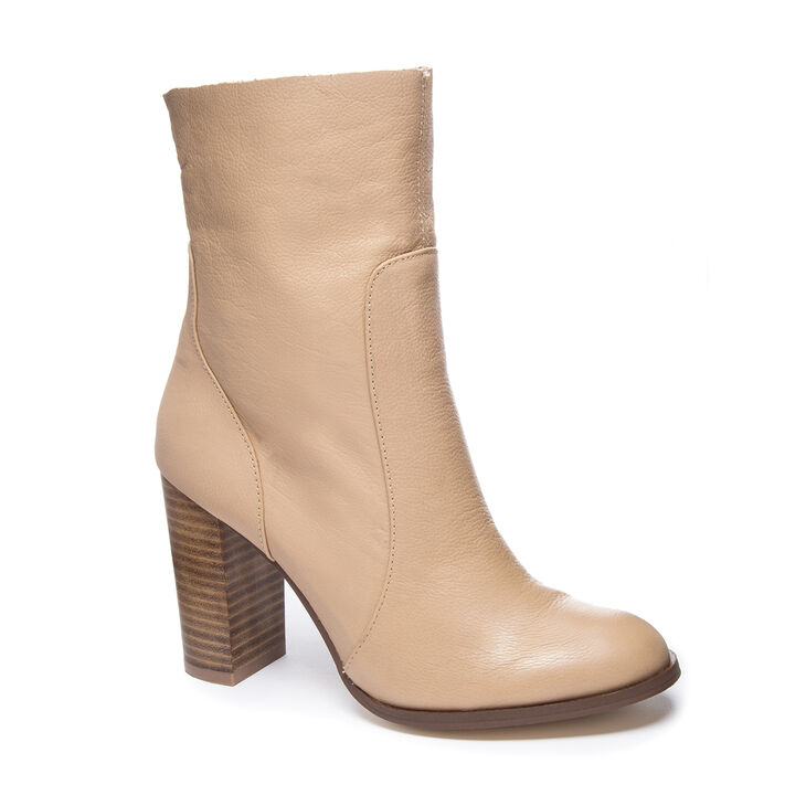 Chinese Laundry Cool Kid Boots in Camel