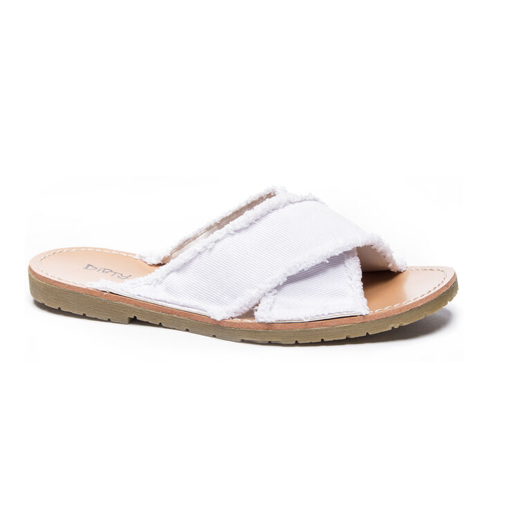 Chinese Laundry Empowered Sandals in White