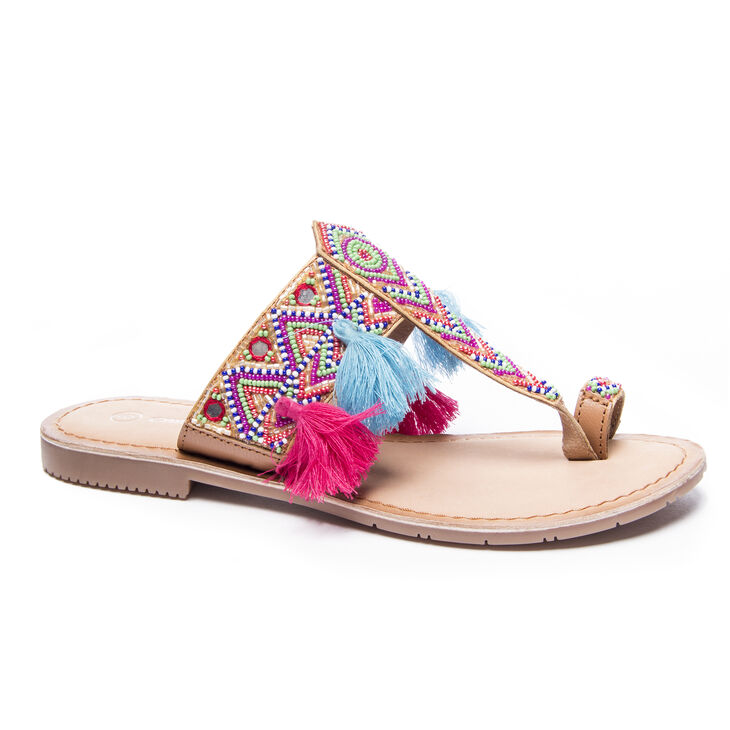 Chinese Laundry Paradiso Sandals in Tan