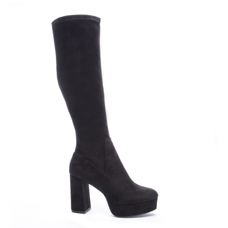 Chinese Laundry Nancy Boots in Black