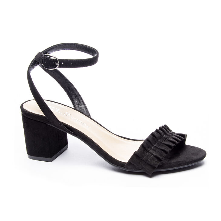 Chinese Laundry Jamz Dress Sandals in Black