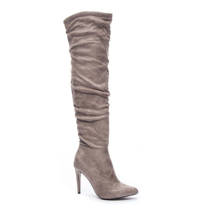 Chinese Laundry Stunning Boots in Grey