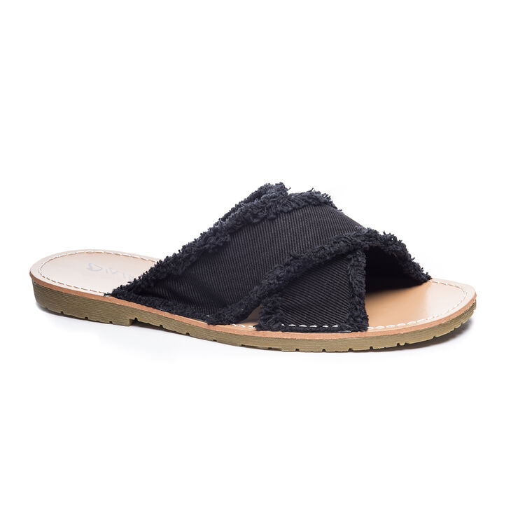 Chinese Laundry Empowered Sandals in Black