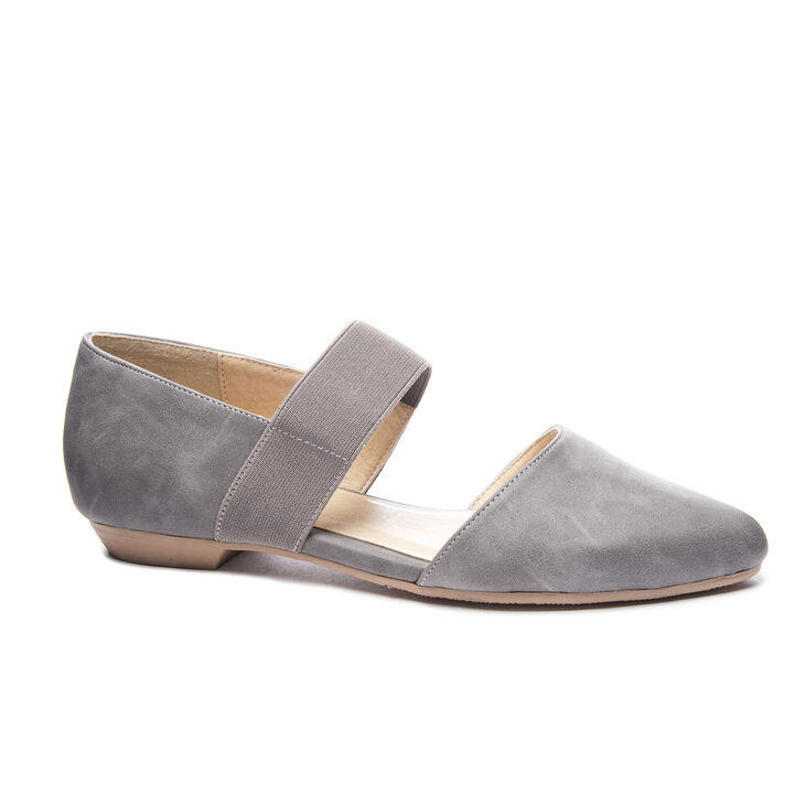 Chinese Laundry Edelyn Flats in Charcoal