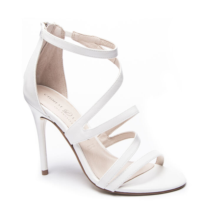 Chinese Laundry Lalli Dress Sandals in White