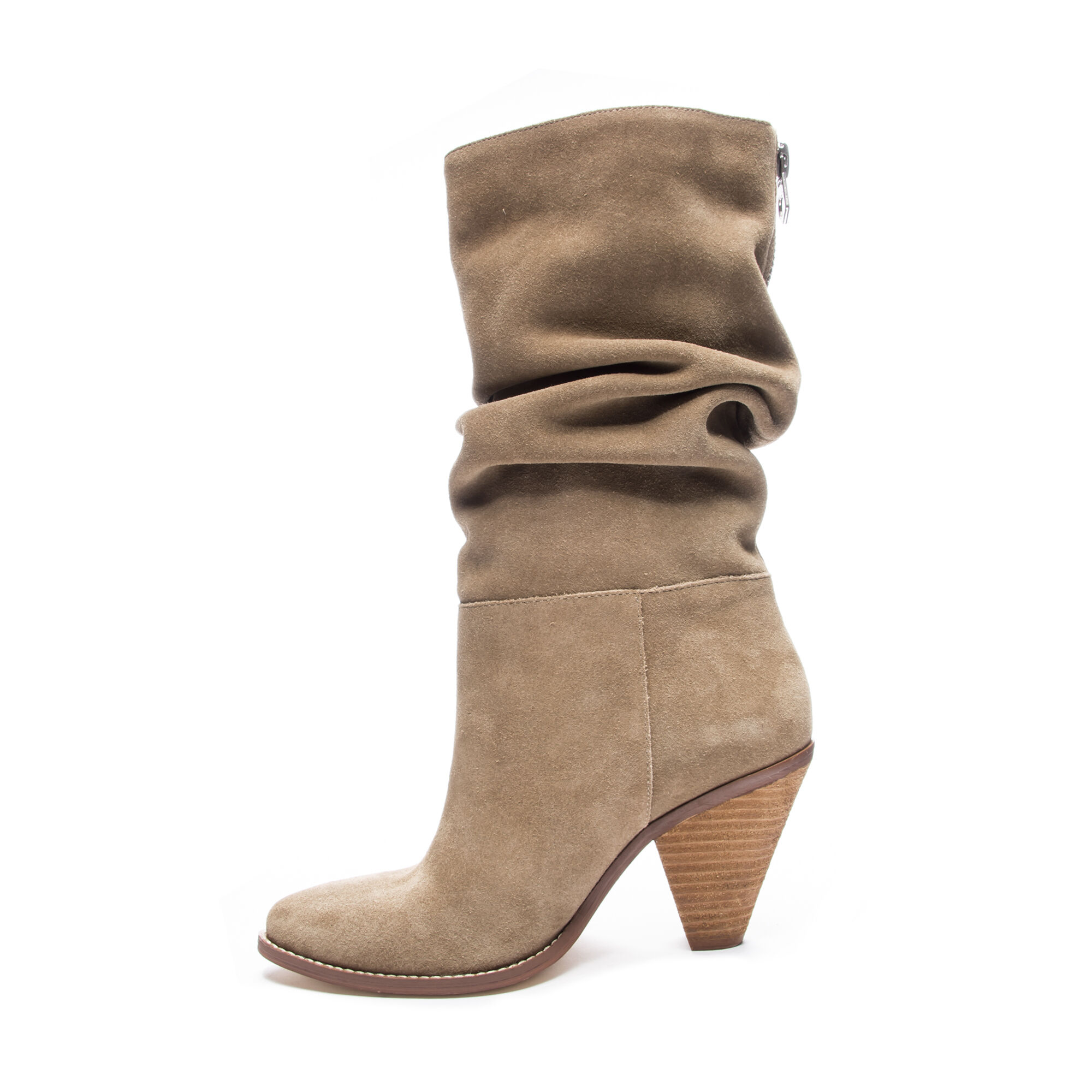 Stella Suede Slouchy Boot Chinese Laundry