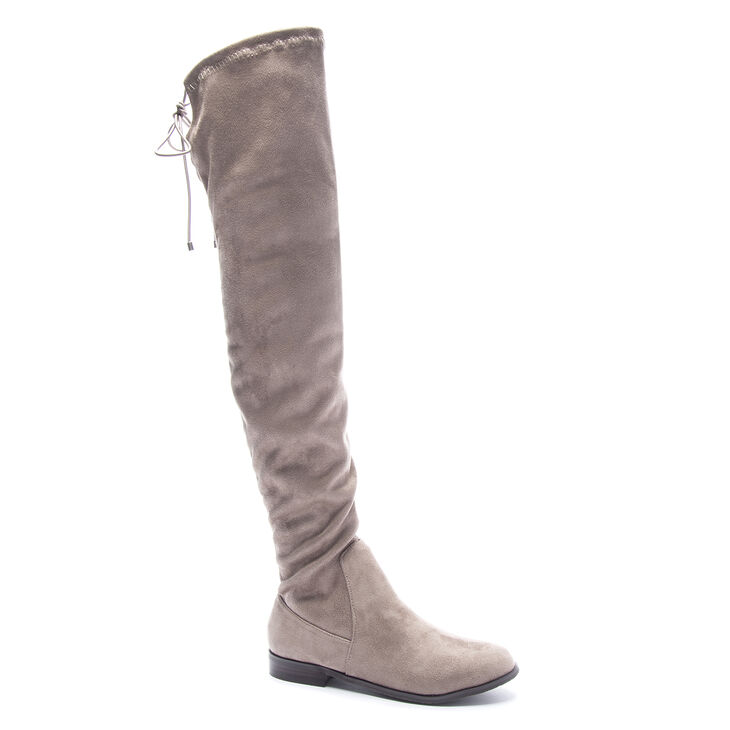Chinese Laundry Rainey Boots in Grey