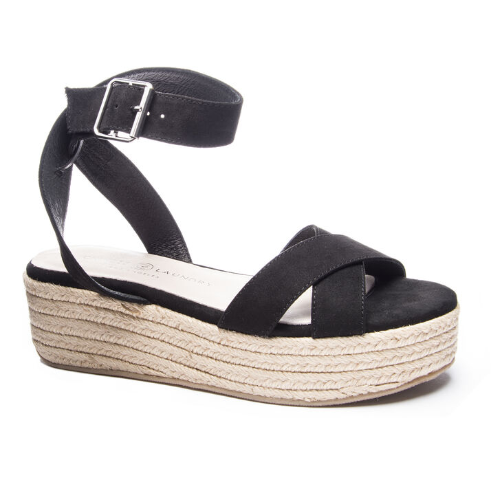 Chinese Laundry Zala Sandals in Black