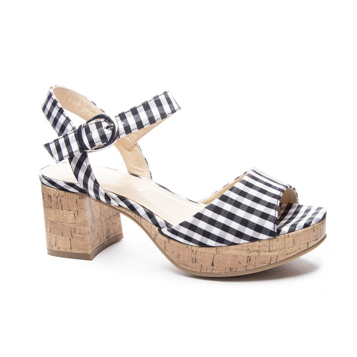 Chinese Laundry Kensie Dress Sandals in Black
