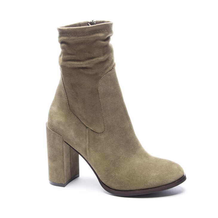 Chinese Laundry Charisma Boots in Olive