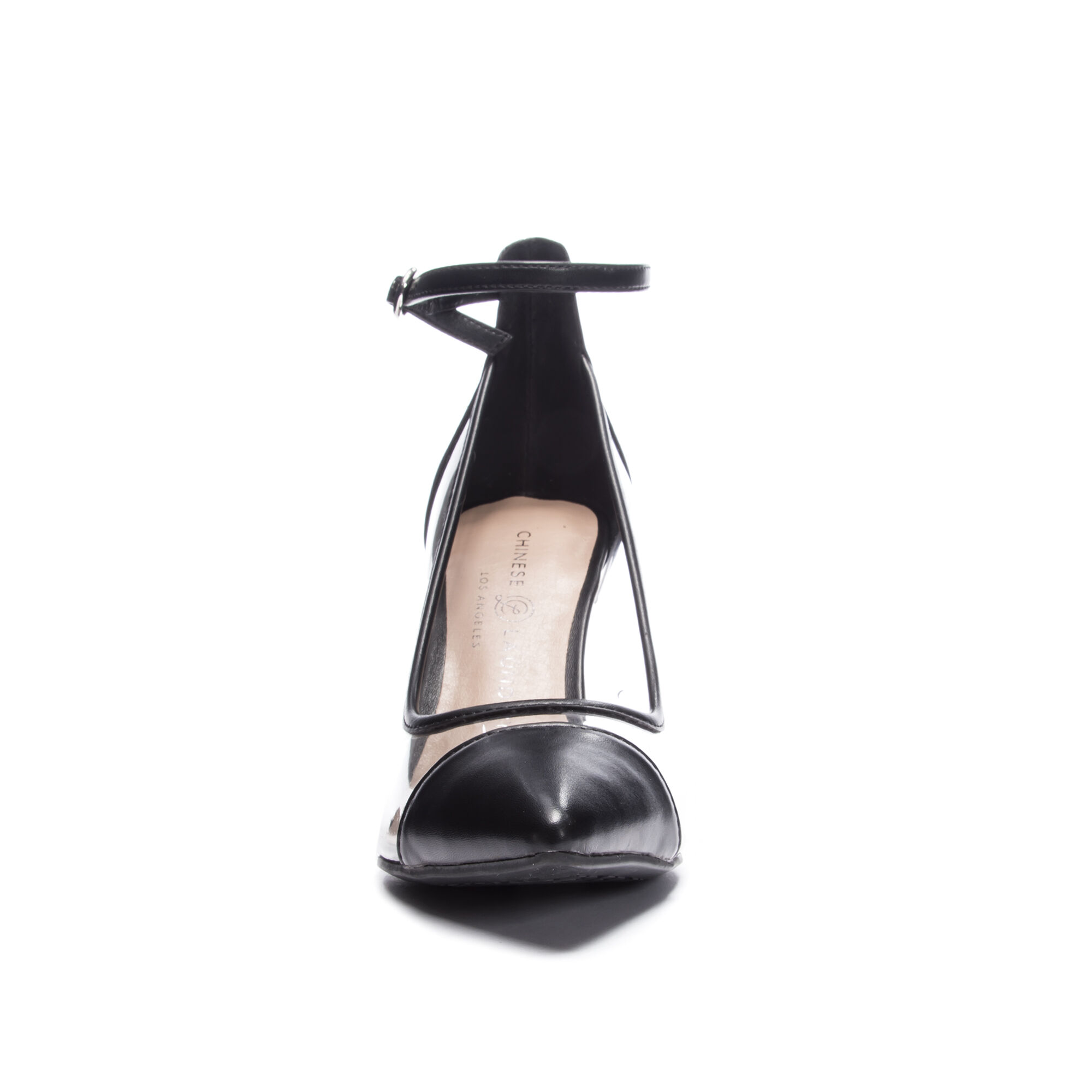 Gabrianna Ankle Strap Pump Chinese Laundry
