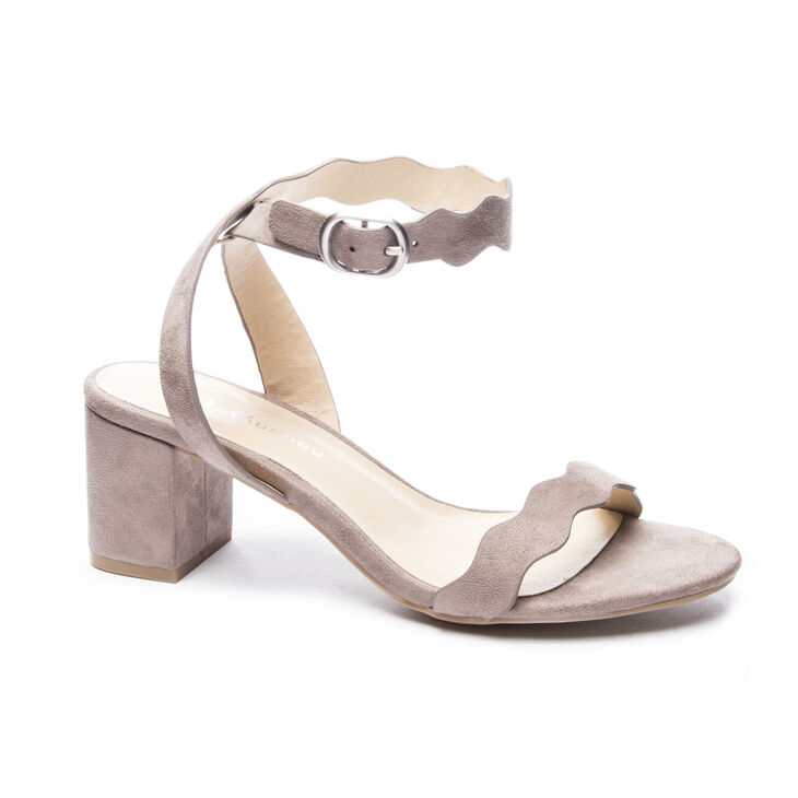Chinese Laundry Jessenia Dress Sandals in Pebble Taupe