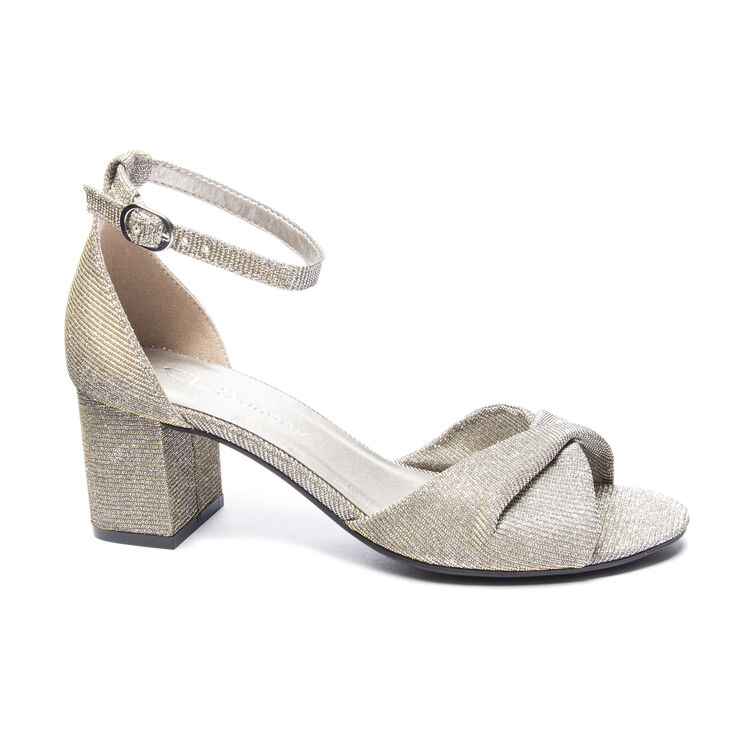 Chinese Laundry Joselyn Dress Sandals in Champagne