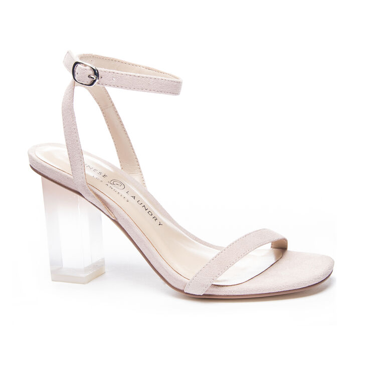 Chinese Laundry Shanie Sandals in Pink