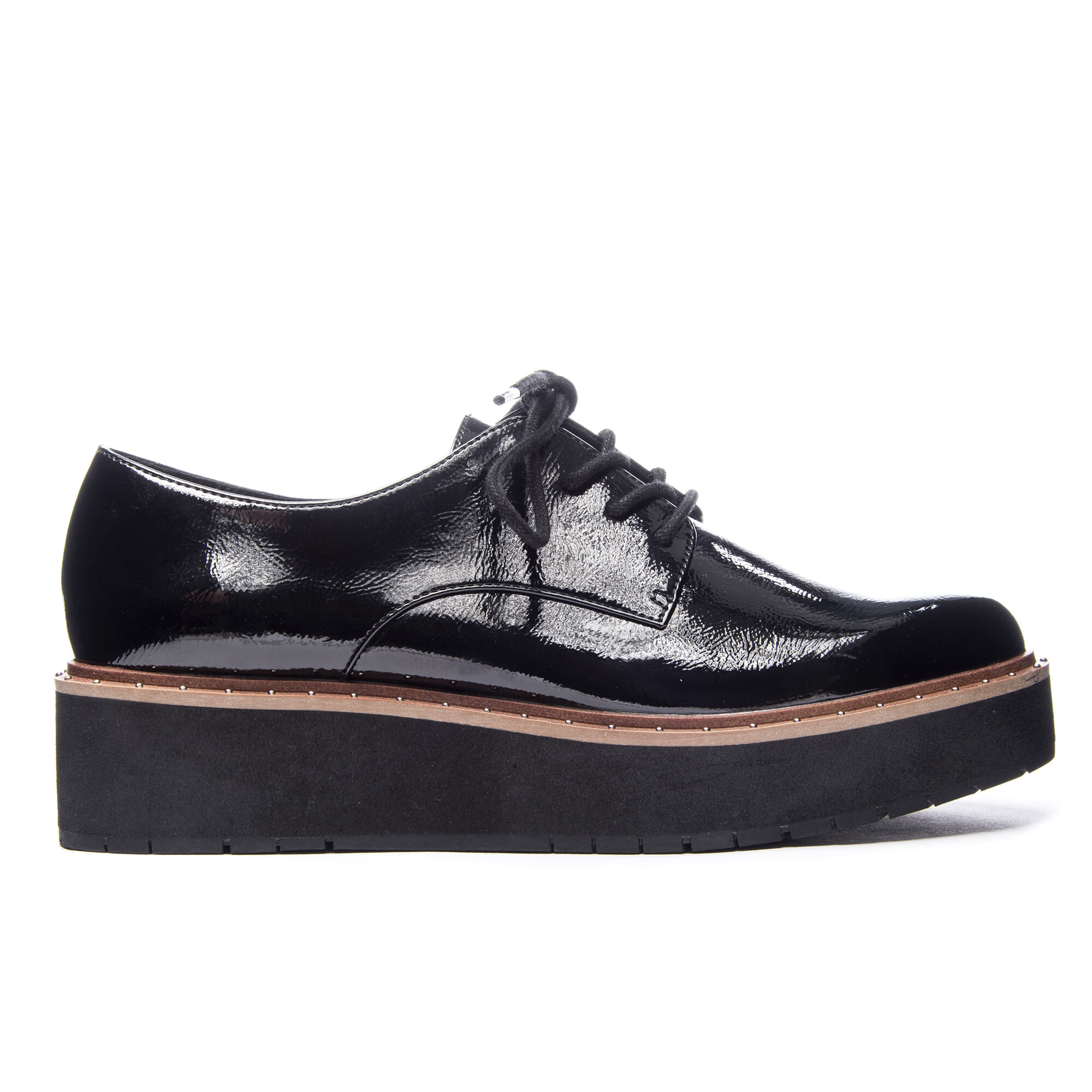 Cecilia Women S Platform Leather Oxfords Chinese Laundry